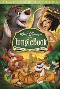 Jungle Book - movie poster
