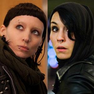 Rooney Mara vs Noomi Rapace