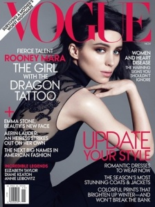 RM di cover Vogue