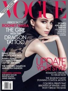 RM di cover Vogue