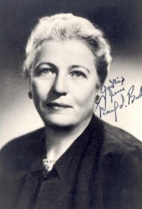 Hail to Pearl S. Buck
