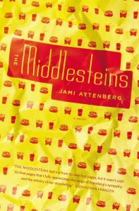 The Middlesteins, nice cover!
