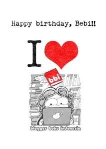 happy birthday, bebi
